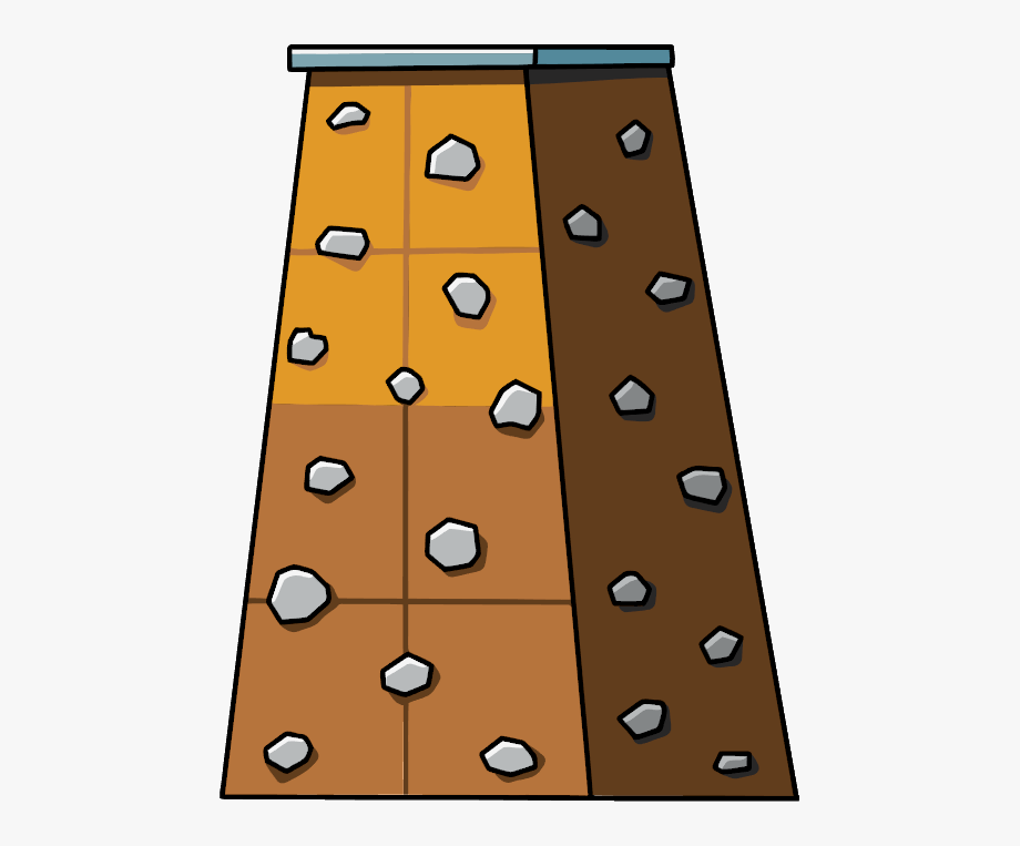 svg download Rock wall clipart. Climbing su png free
