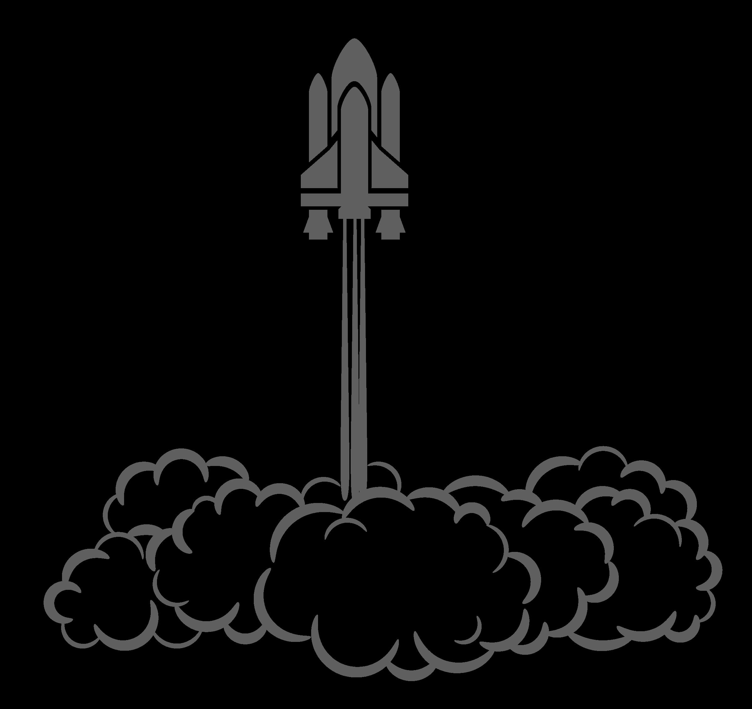 clip art download vector rockets rocket smoke #118411570