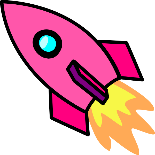 jpg library stock rocketship clipart cartoon rocket ship clipart clip art bay