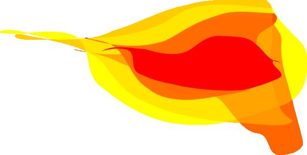 vector transparent download Flames Clipart rocket ship