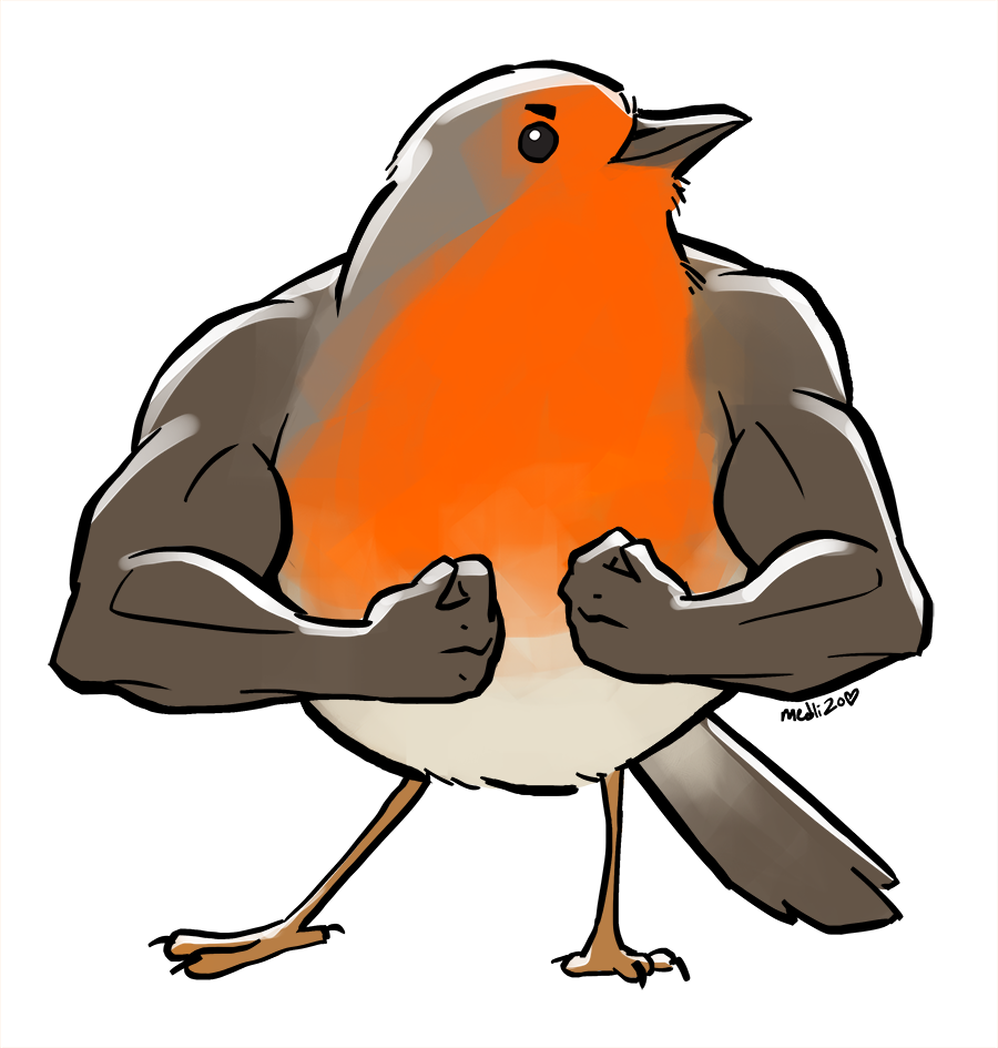 vector freeuse download Birb drawing. Do you accept drawings