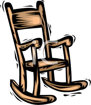 svg royalty free stock Rocking clipart.  chair clip art.