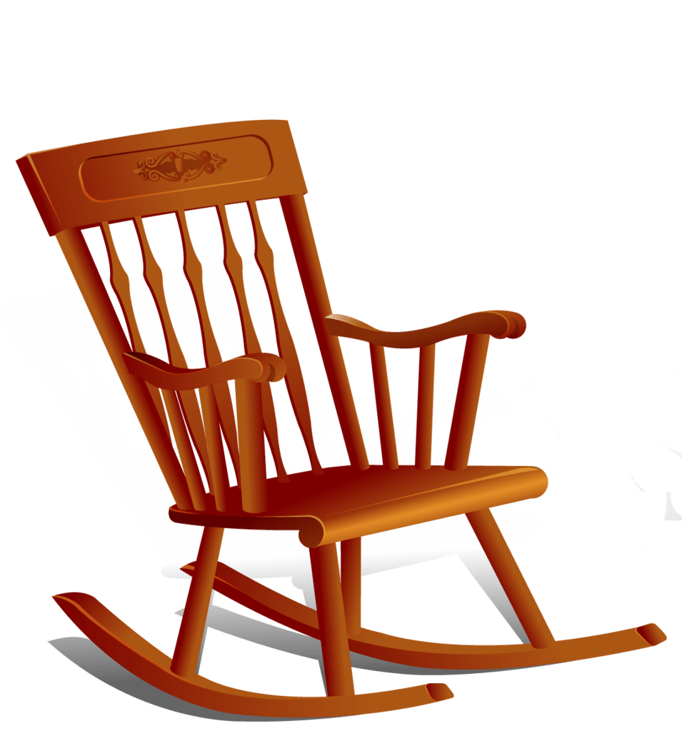 graphic freeuse Rocking clipart. Awesome chair clipground pict.