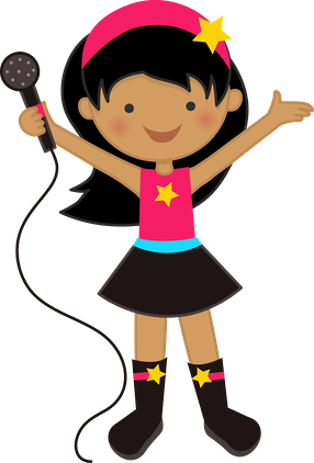 graphic free library Musician clipart rock star. Musical notes rockstar free.