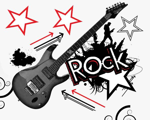 vector free library Free cliparts download clip. Rockstar clipart.