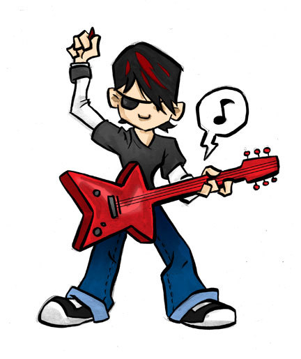png library library Musician clipart rock star. Free download clip art.