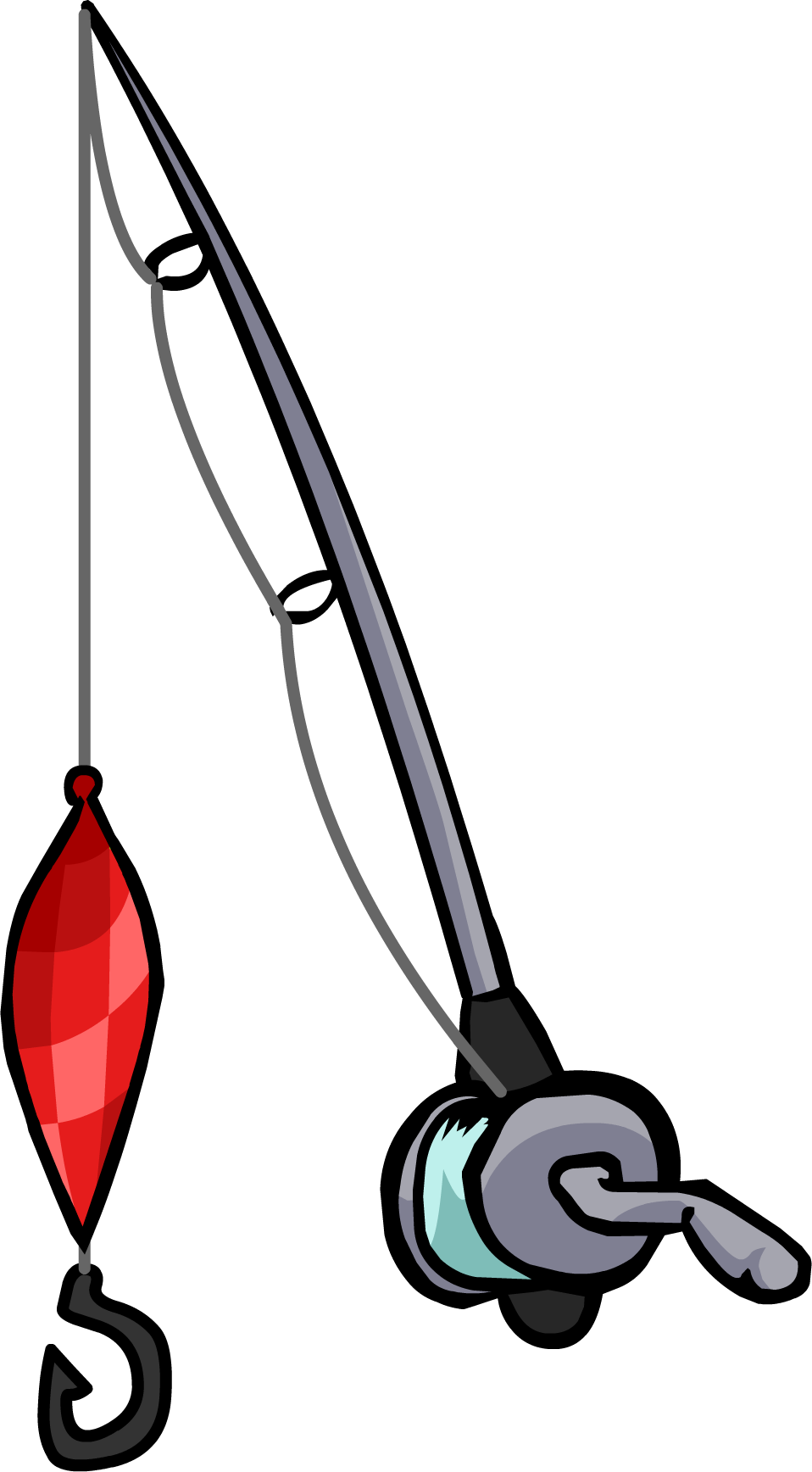 free download Sea club penguin wiki. Rod clipart fishing hat.