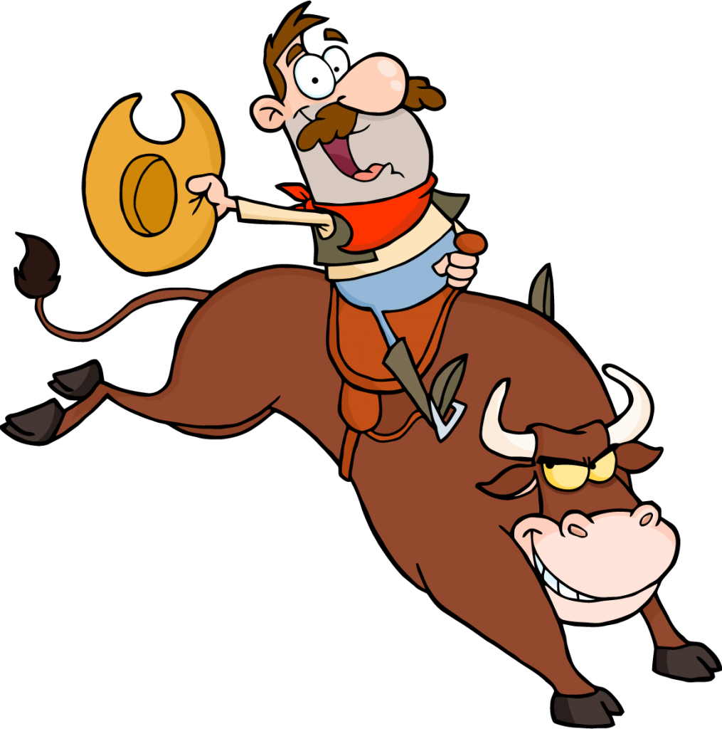 graphic royalty free stock Free image group yafunyafuncom. Rodeo clipart.