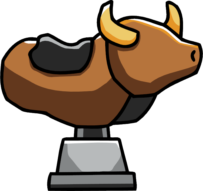image library library Mechanical bull scribblenauts wiki. Wall street clipart