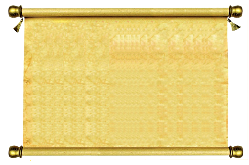 jpg library Ancient Letter Roll PNG Transparent Ancient Letter Roll