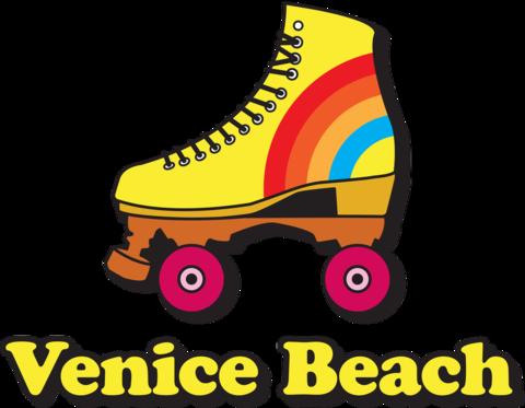 clip art stock Rainbow skate free on. Roller clipart.