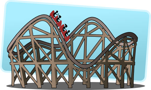 jpg I royalty free public. Roller coaster clipart kids