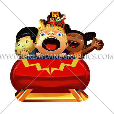 graphic royalty free Production ready artwork for. Roller coaster clipart kids
