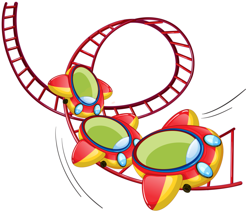 jpg freeuse stock Roller coaster clipart kids.  png pinterest clip