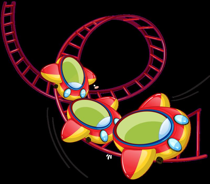 jpg freeuse stock Roller coaster clipart kids.  png pinterest clip.