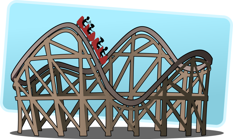 svg library library Roller Coaster Project