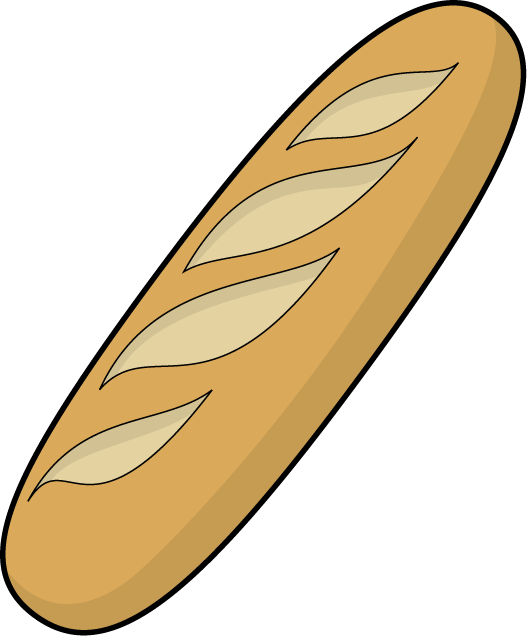 image download Baguette drawing. Bread cliparts french clipart