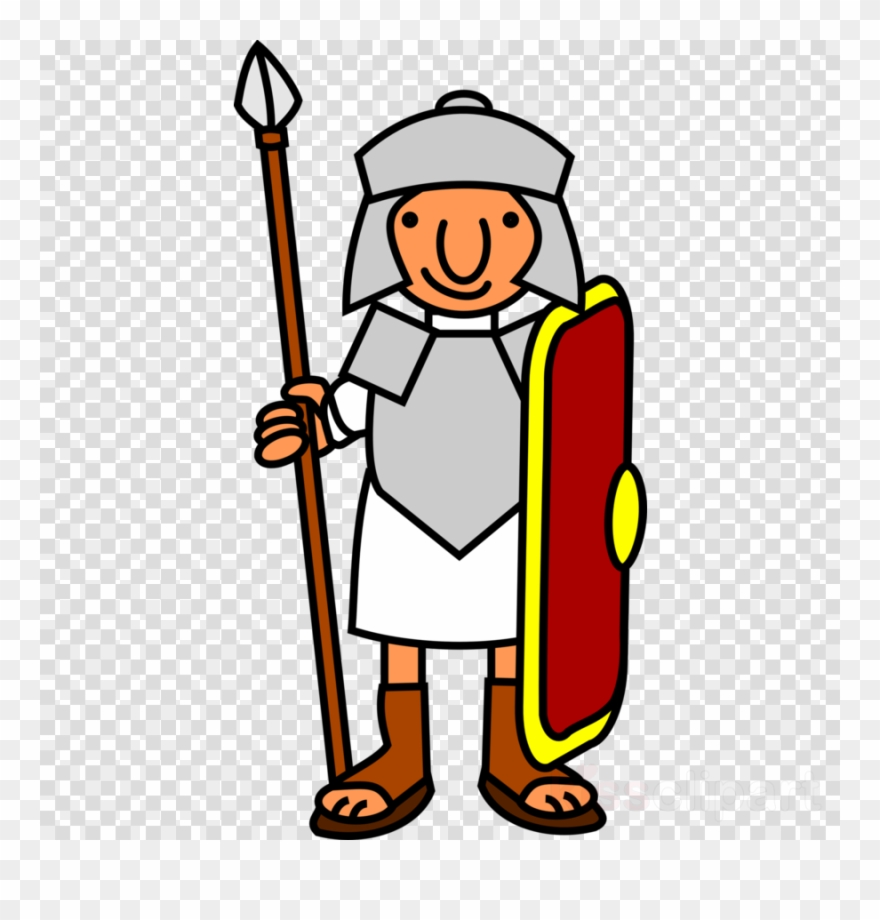 image download Roman army clipart. Cartoon soldier ancient rome