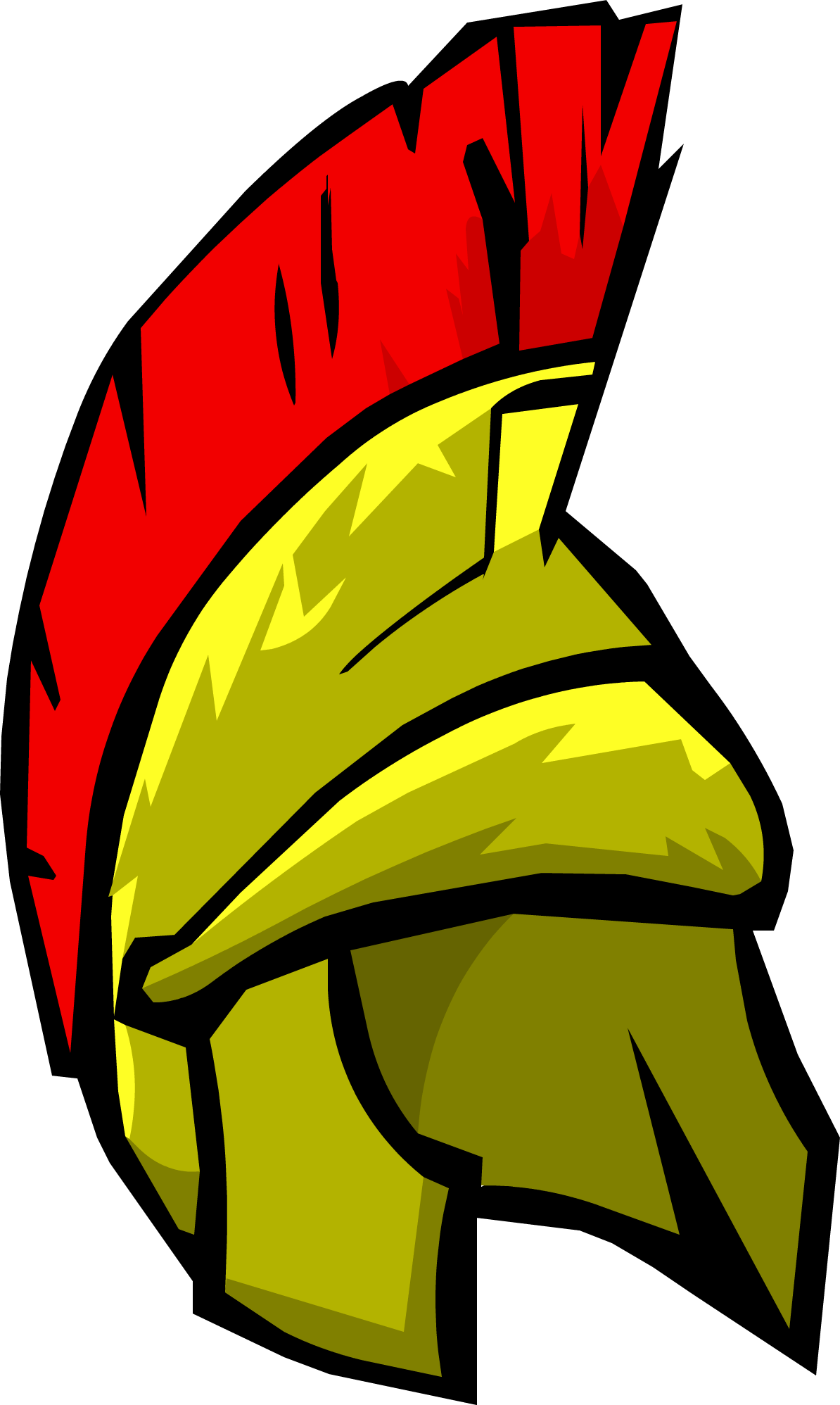 clipart transparent stock Roman Helmet