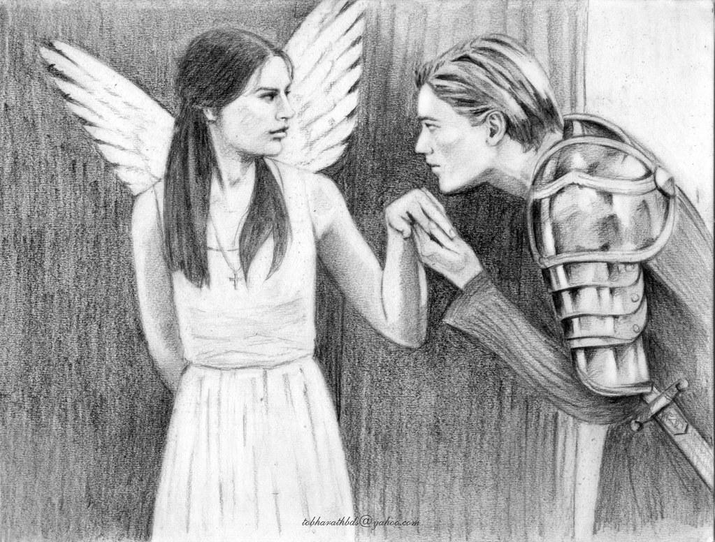 Картинки ромео и джульетта нарисованные карандашом