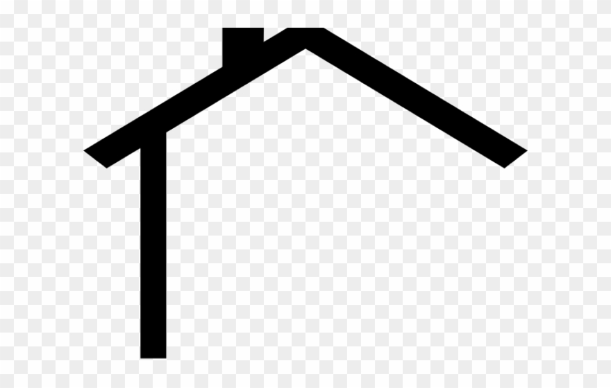 jpg free download House clip art png. Roof clipart.