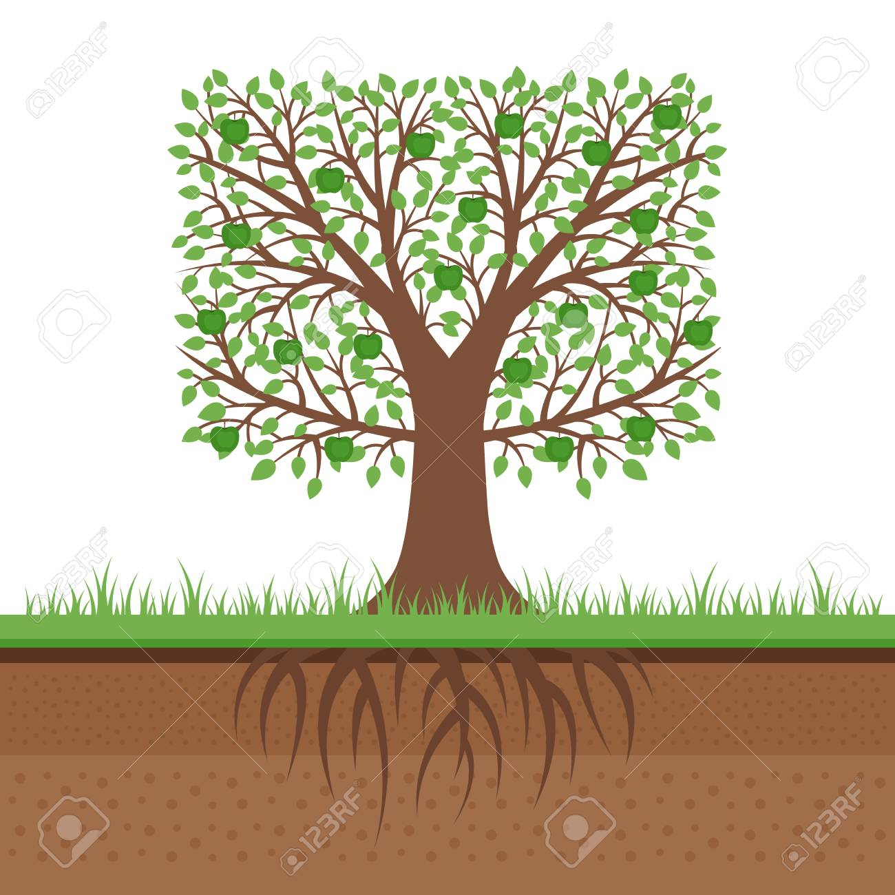 clip art royalty free Free download clip art. Roots clipart landscaping.