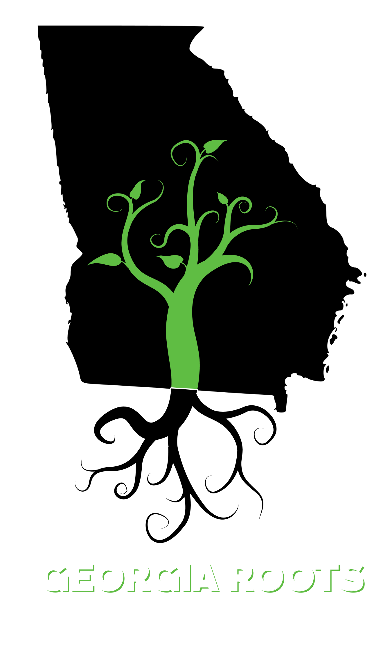 banner free Home georgia. Roots clipart landscaping.