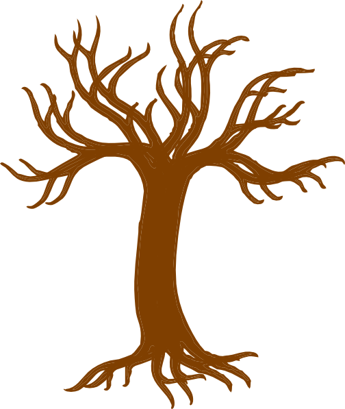 jpg royalty free library Tree Silhouette Roots at GetDrawings