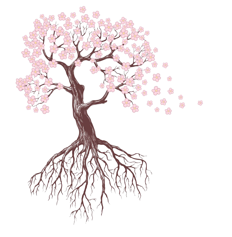 svg royalty free download Drawing Tree Root Sketch