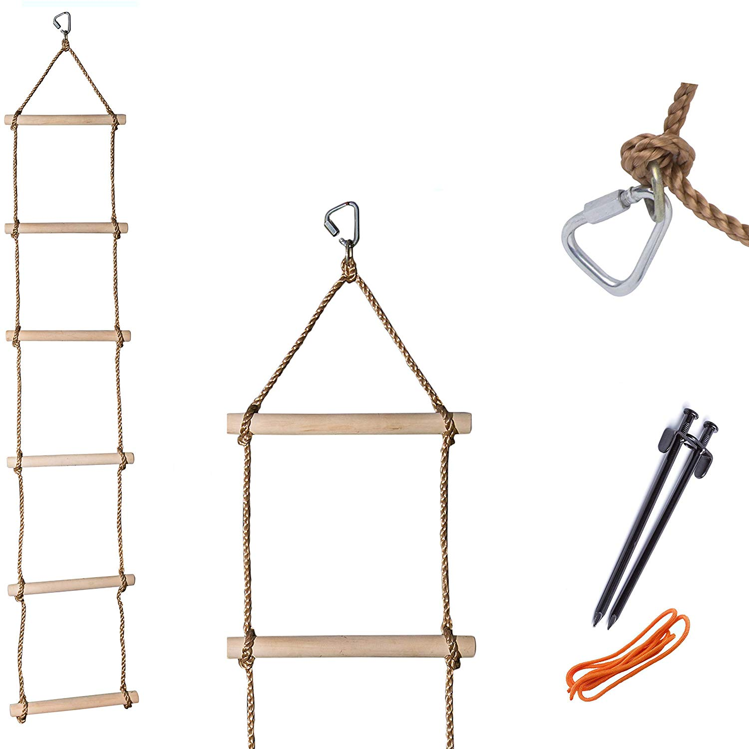 clip library stock Rope ladder clipart. Cateam for kids durable.