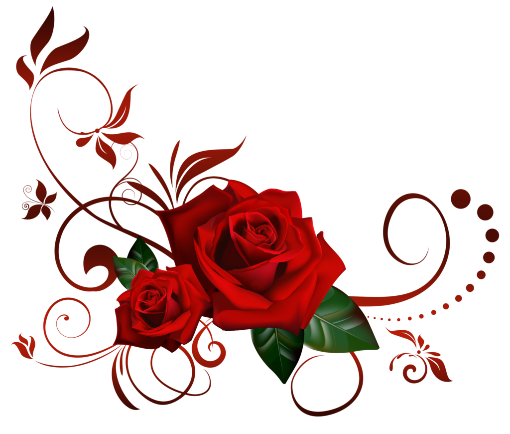 svg library Rose Vine PNG HD Transparent Rose Vine HD