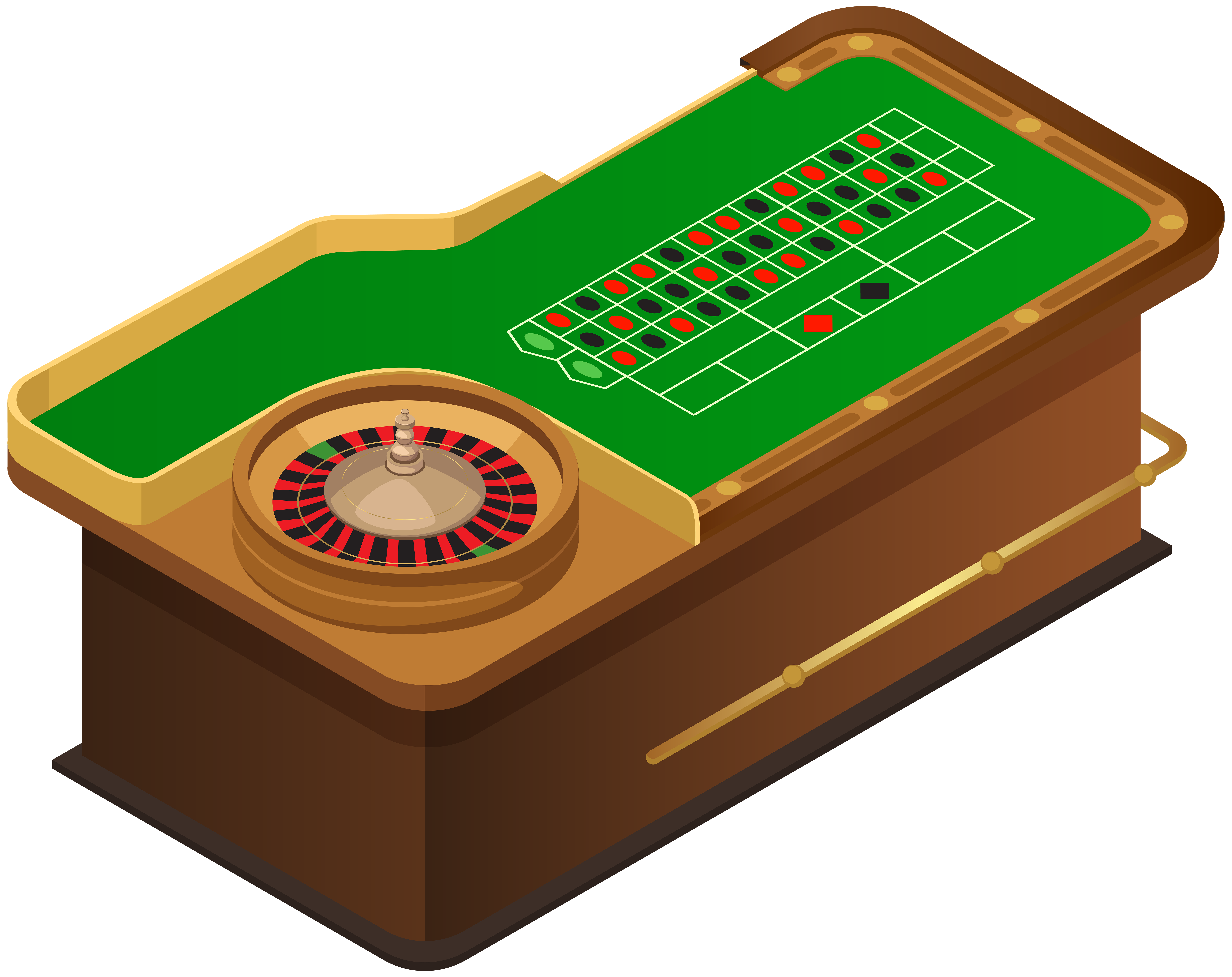 vector transparent library Table png clip art. Roulette wheel clipart.
