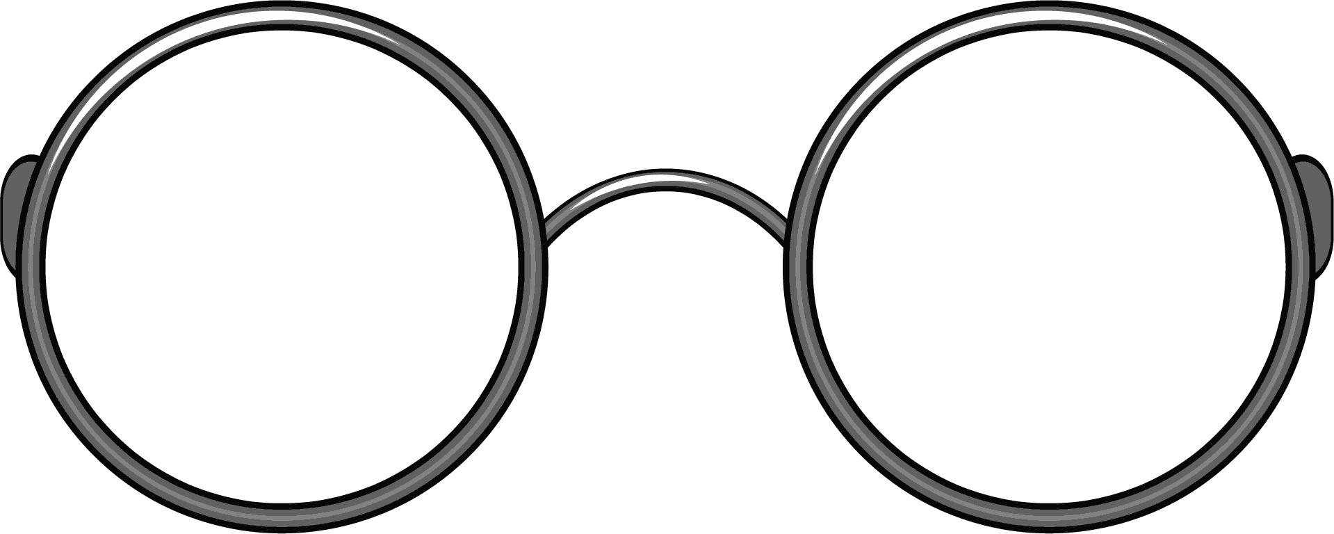 clip art library stock Eye Glasses Clipart