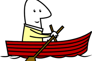 clip art library stock Row clipart. Boat red free on