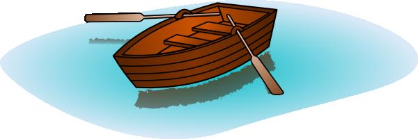 clip transparent row boat clip art