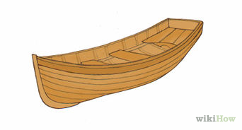 banner library library How to Draw a Boat