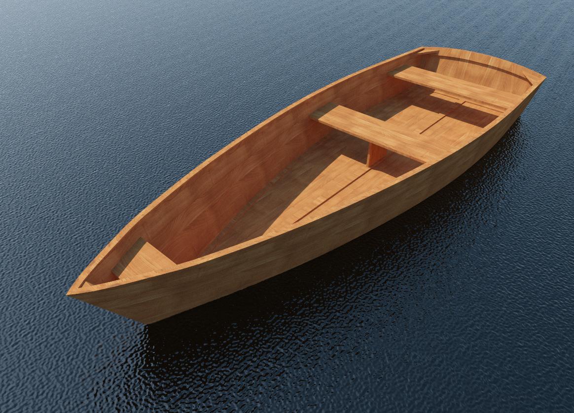 svg transparent download Row Boat Plans DIY Wooden Rowboat Skif Dory Canoe