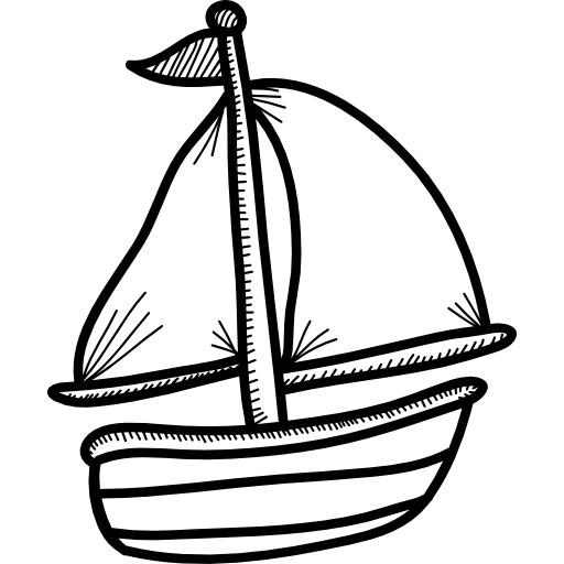 clip free stock Boats drawing dinghy. Toy boat at getdrawings