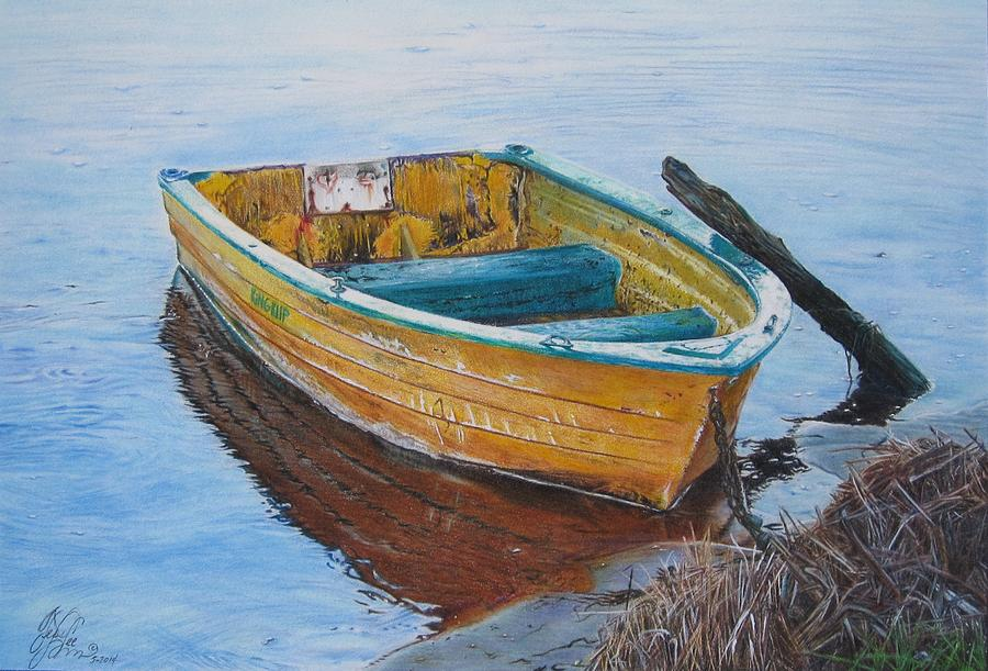 png free Rowboat Tranquility