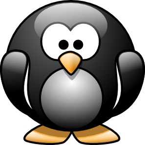 clip download Royalty free clipart. Cartoon penguin clip art.