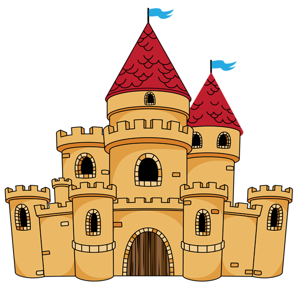 clipart freeuse Old Castle PNG Clipart Picture