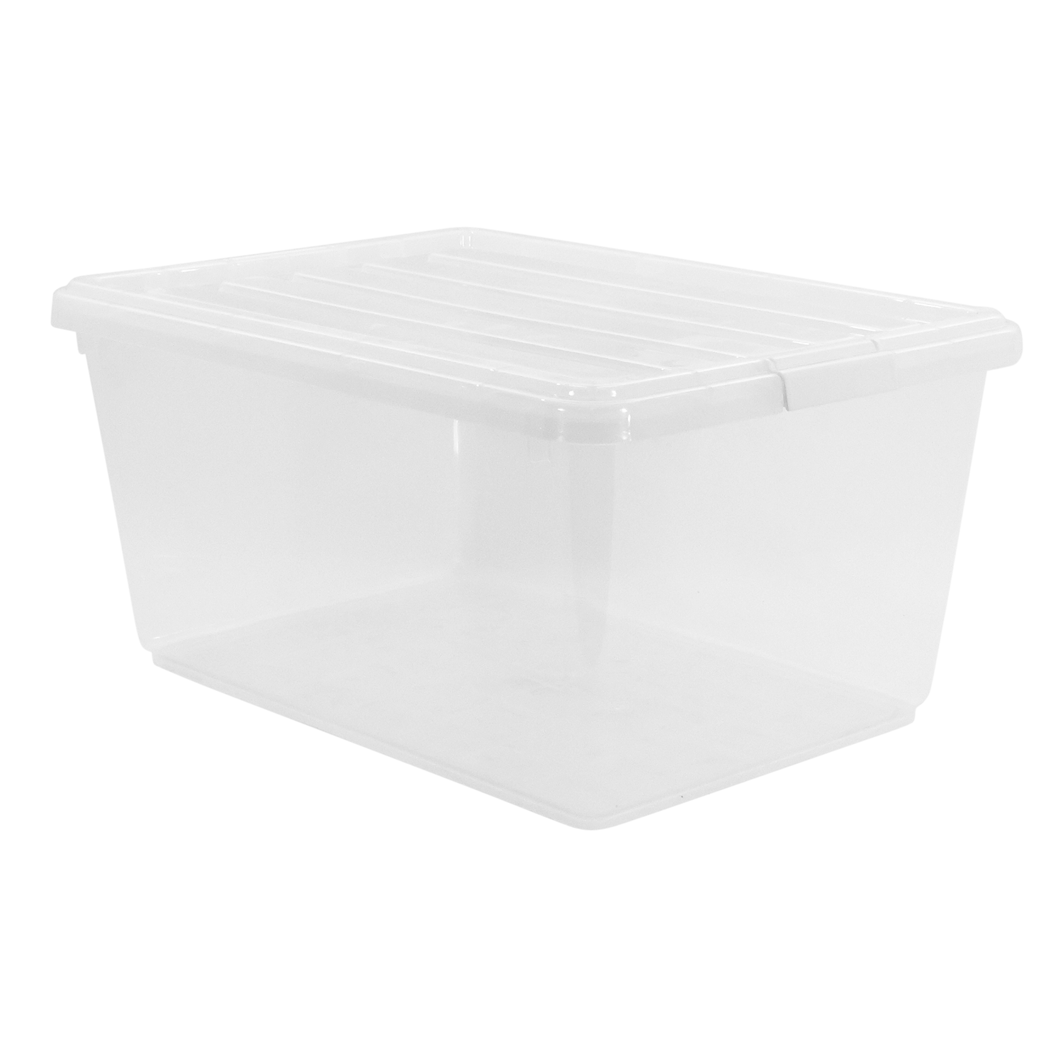 clip library stock Large Plastic Storage Boxes