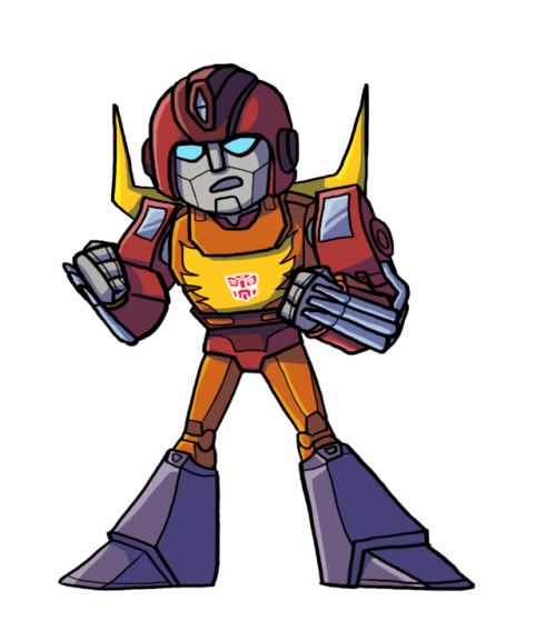 vector royalty free stock tfa rodimus prime