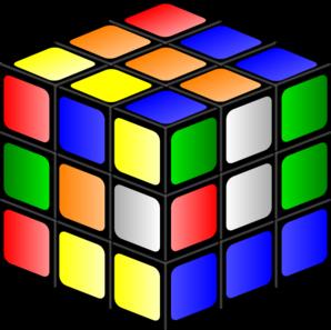 png transparent Rubik clipart. Rubiks cube clip art.