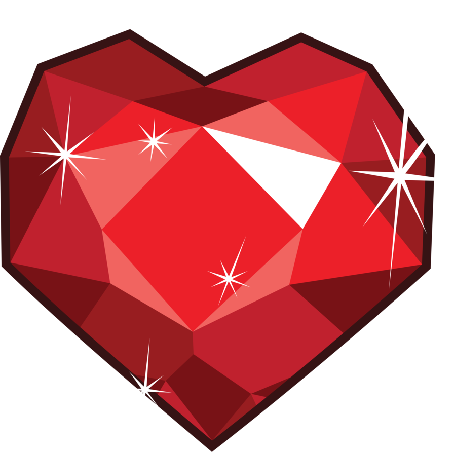 svg free stock Fire Ruby by PC