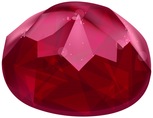 svg freeuse download Red diamond gem