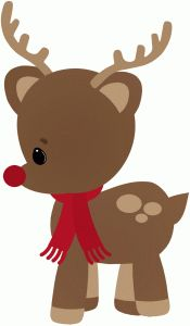 clip art royalty free library Rudolph clipart. Free christmas cliparts download.