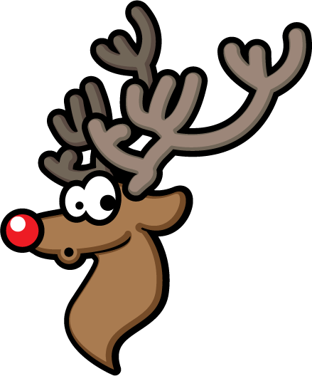 picture freeuse download Rudolph clipart