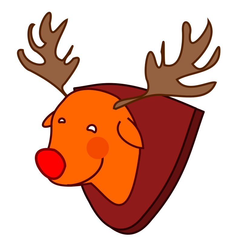 picture transparent download Rudolph Reindeer Clipart at GetDrawings