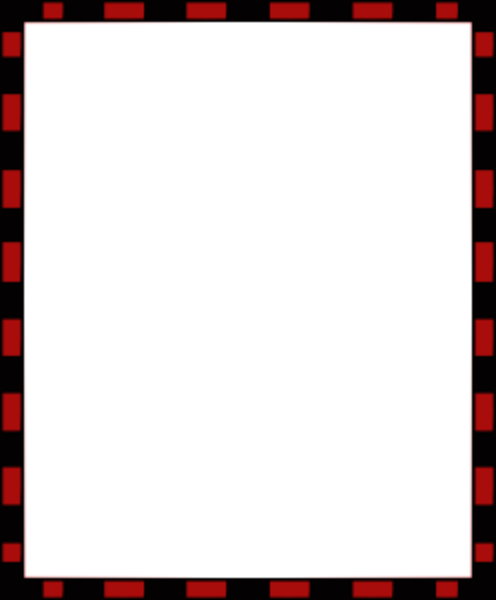 picture library library Free borders for paper. African clipart frame.